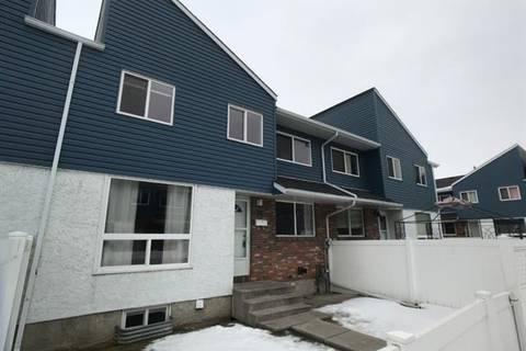 Townhouse for sale at 4769 Hubalta Rd Southeast Unit 35 Calgary Alberta - MLS: C4284855