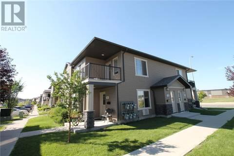 Townhouse for sale at 5023 James Hill Rd Unit 35 Regina Saskatchewan - MLS: SK792449
