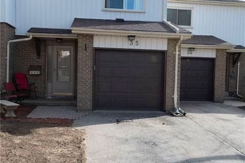 Townhouse for sale at 51 Paulander Dr Unit 35 Kitchener Ontario - MLS: 30728737