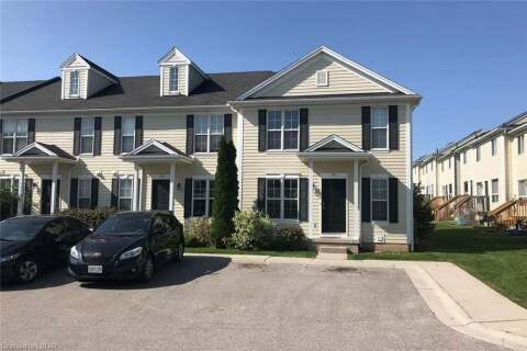 Townhouse for sale at 600 Sarnia Rd Unit 35 London Ontario - MLS: 40024653