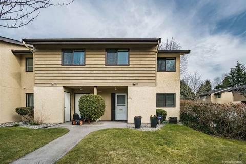 Townhouse for sale at 6100 Tiffany Blvd Unit 35 Richmond British Columbia - MLS: R2349492