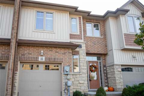 Townhouse for sale at 7 Lakelawn Rd Unit 35 Grimsby Ontario - MLS: X4947684