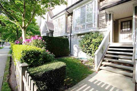Townhouse for sale at 7233 Heather St Unit 35 Richmond British Columbia - MLS: R2370415