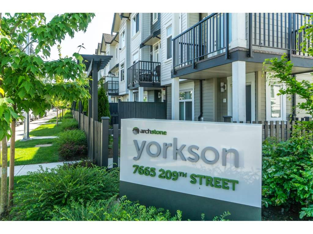 For Sale: 35 - 7665 209 Street, Langley, BC | 3 Bed, 3 Bath Townhouse for $724,000. See 20 photos!