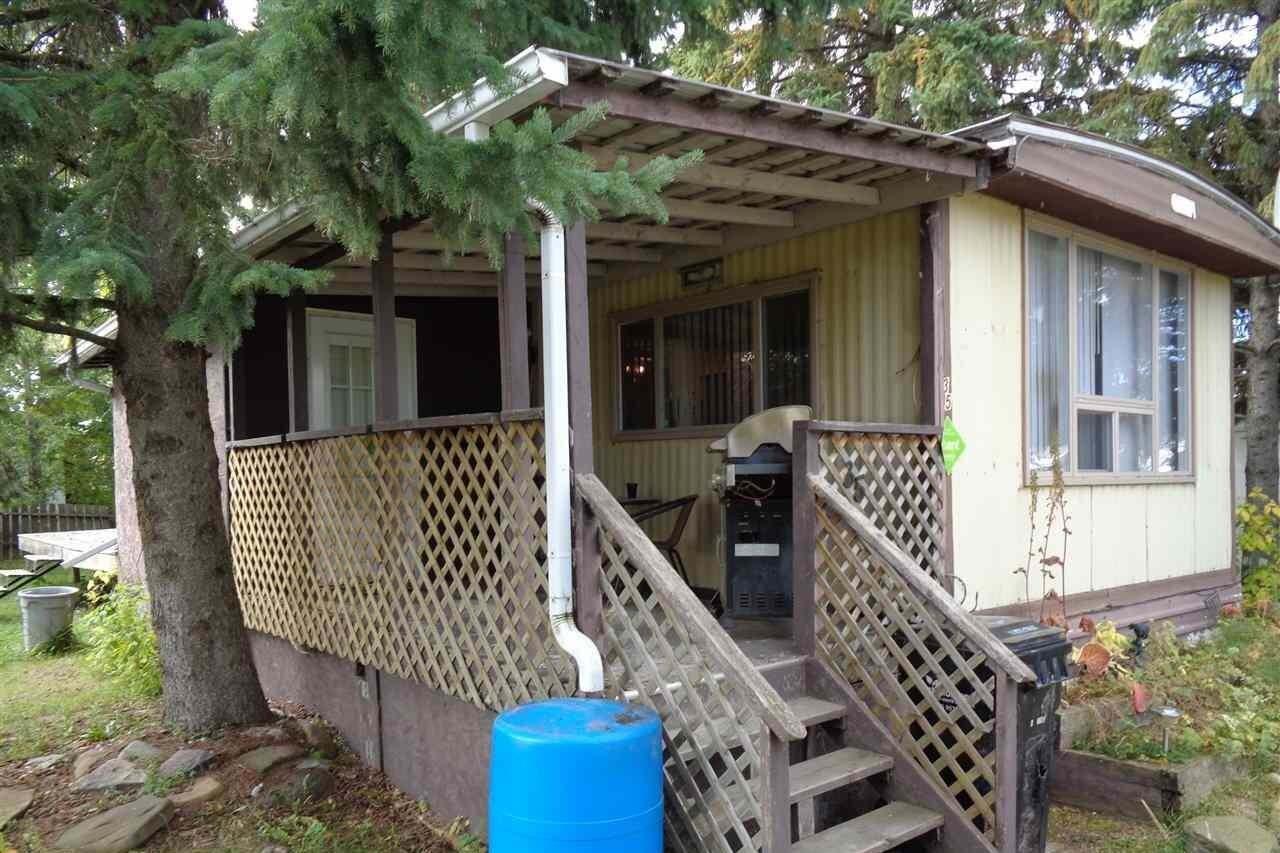 Home for sale at 9501 104 Av Unit 35 Westlock Alberta - MLS: E4215277