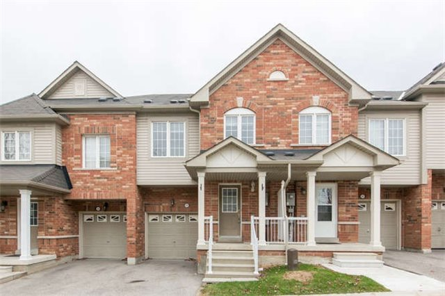 For Sale: 35 Abela Lane, Ajax, ON   3 Bed, 3 Bath Townhouse for $539,000. See 17 photos!