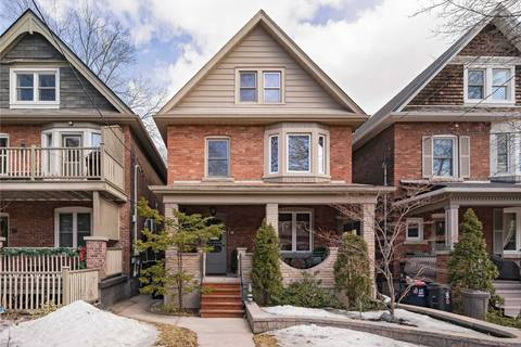 House for sale at 35 Alhambra Ave Toronto Ontario - MLS: W4387378