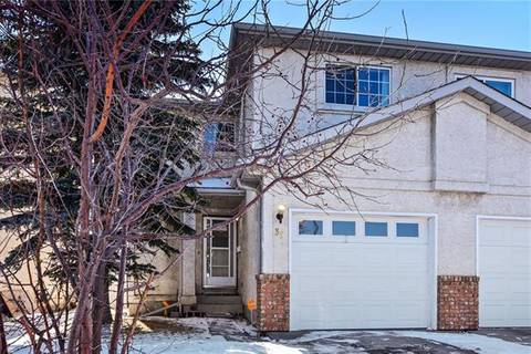 Townhouse for sale at 35 Applewood Wy Southeast Calgary Alberta - MLS: C4292983