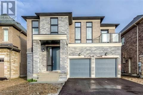 House for sale at 35 Argelia Cres Brampton Ontario - MLS: 30736012