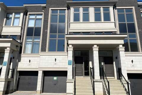 Townhouse for sale at 35 Armillo Pl Markham Ontario - MLS: N4783321