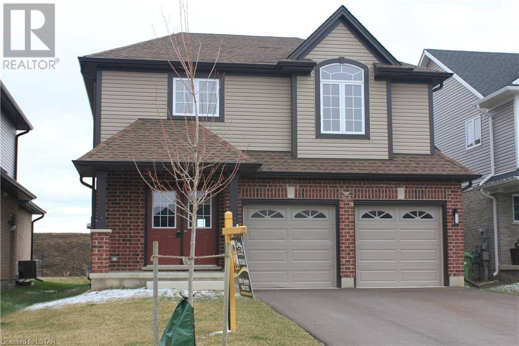House for sale at 35 Ashberry Pl St. Thomas Ontario - MLS: 241509