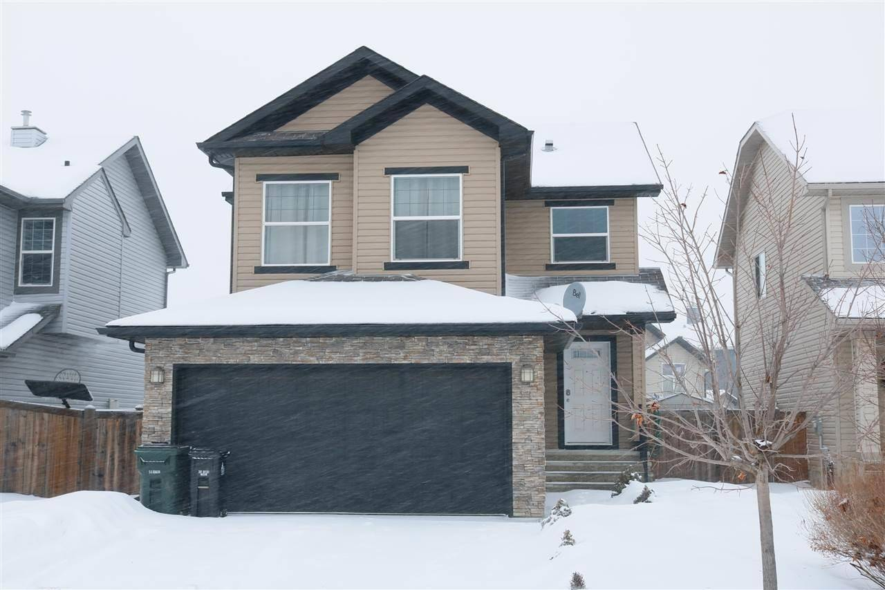 House for sale at 35 Ashgrove Dr Spruce Grove Alberta - MLS: E4187420