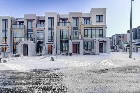 Townhouse for sale at 35 Aylin Cres Vaughan Ontario - MLS: N4673155