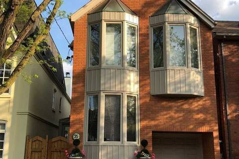 House for sale at 35 Balmoral Ave Toronto Ontario - MLS: C4610951