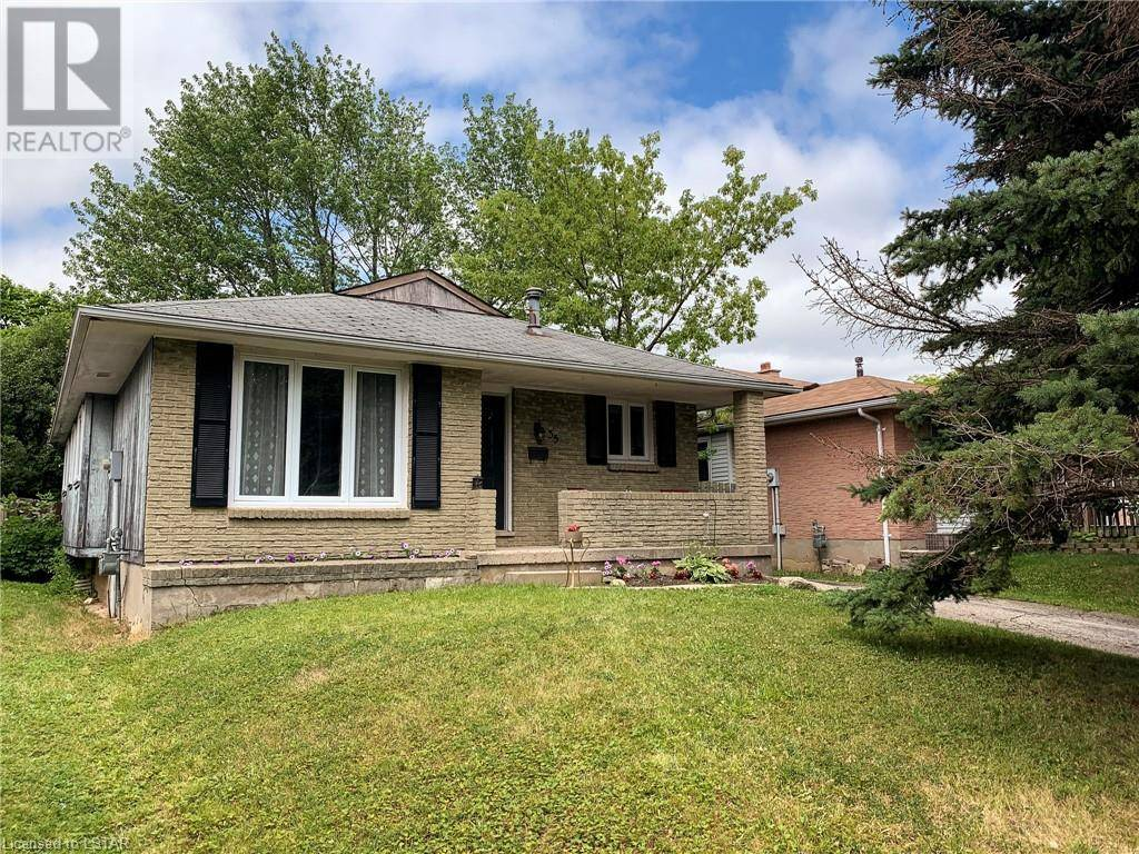 House for sale at 35 Beechmount Cres London Ontario - MLS: 209552
