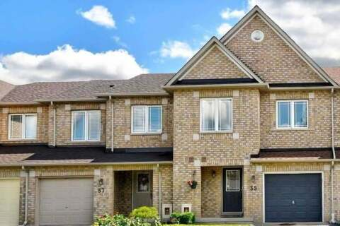 Townhouse for sale at 35 Bilbrough St Aurora Ontario - MLS: N4860800