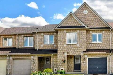Townhouse for rent at 35 Bilbrough St Aurora Ontario - MLS: N4962205