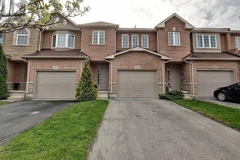 Townhouse for sale at 35 Blue Mountain Dr Hamilton Ontario - MLS: X4458808