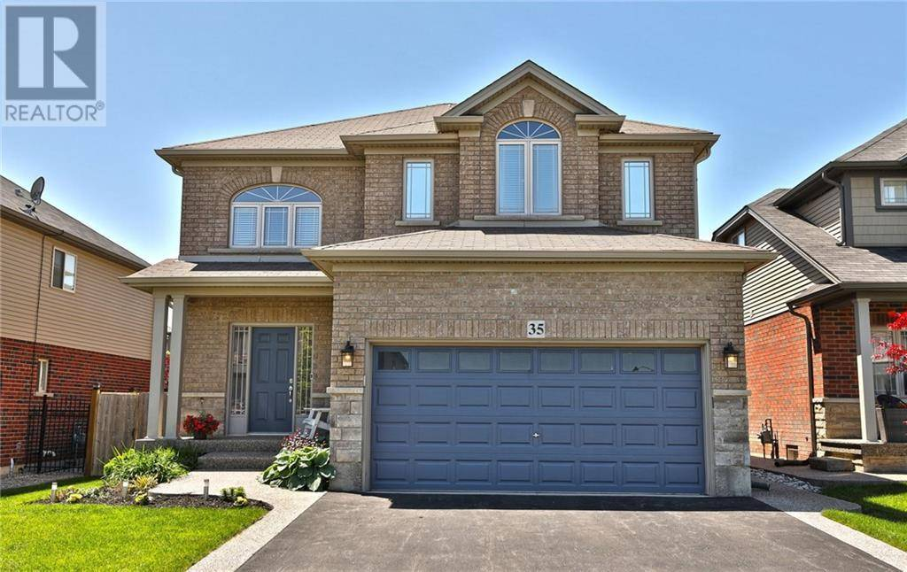 House for sale at 35 Blue Ribbon Wy Binbrook Ontario - MLS: 30784609