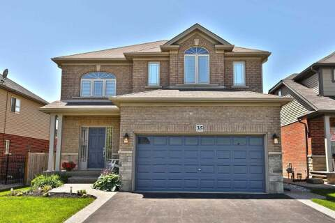 House for sale at 35 Blue Ribbon Wy Hamilton Ontario - MLS: X4808759