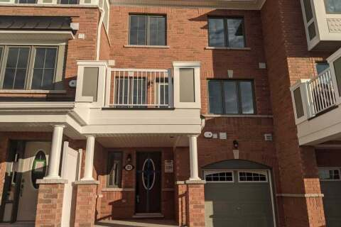Townhouse for rent at 35 Bluegill Cres Whitby Ontario - MLS: E4824277