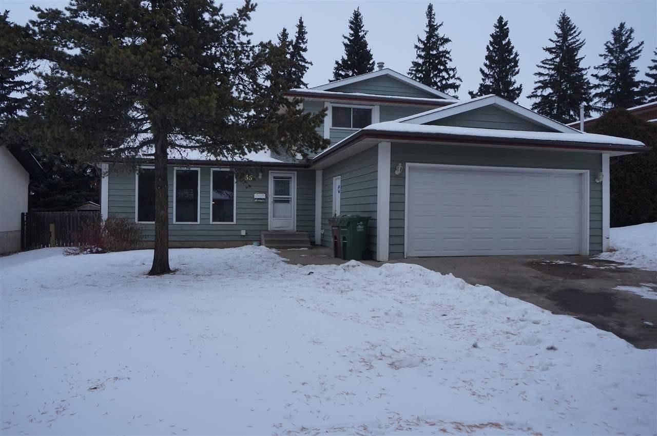 House for sale at 35 Bradburn Cres St. Albert Alberta - MLS: E4183615