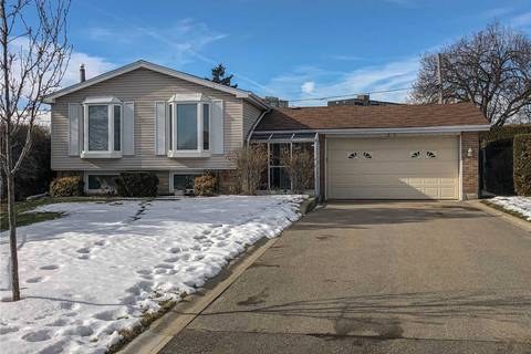 House for sale at 35 Bromley Cres Brampton Ontario - MLS: W4696997