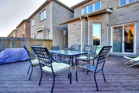Townhouse for sale at 35 Brower Ave Richmond Hill Ontario - MLS: N4550264