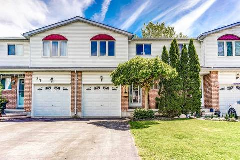 Townhouse for sale at 35 Bushford St Clarington Ontario - MLS: E4484684