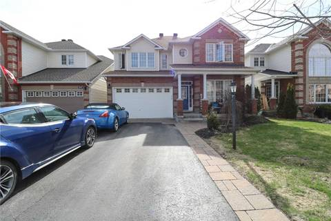 House for sale at 35 Calderwood Wy Ottawa Ontario - MLS: X4422539