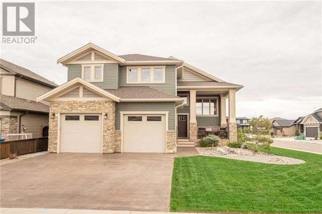 House for sale at 35 Canyon Estates Ln Lethbridge Alberta - MLS: LD0193941
