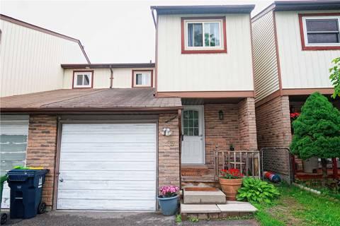 Townhouse for sale at 35 Caronia Sq Toronto Ontario - MLS: E4494150