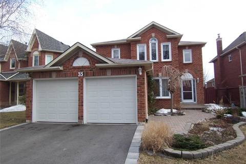 House for sale at 35 Cavalry Tr Markham Ontario - MLS: N4437550