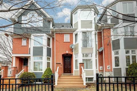 Townhouse for sale at 35 Chester St Oakville Ontario - MLS: W4716164