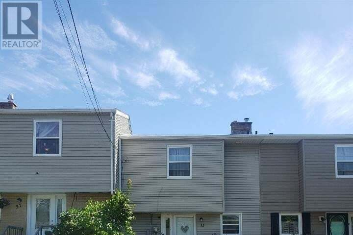 Townhouse for sale at 35 Circassion Dr Cole Harbour Nova Scotia - MLS: 202015401