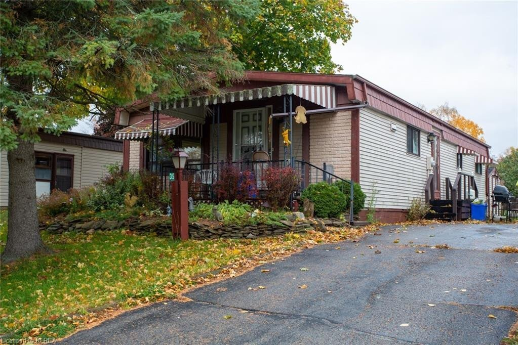 Home for sale at 35 Circle Dr Lindsay Ontario - MLS: 40032599