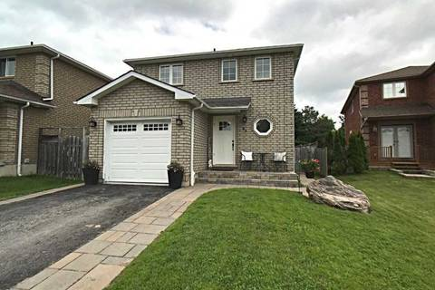 House for sale at 35 Clute Cres Barrie Ontario - MLS: S4500710