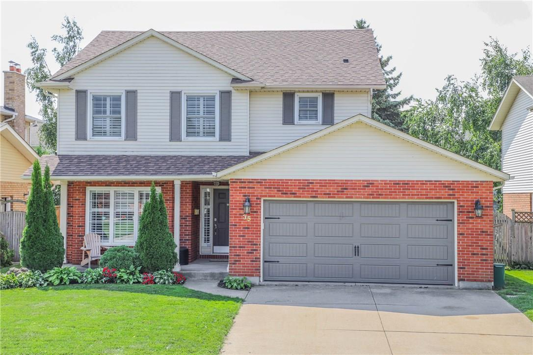Removed: 35 Cole Farm Boulevard, St Catharines, ON - Removed on 2018-10-17 06:03:29
