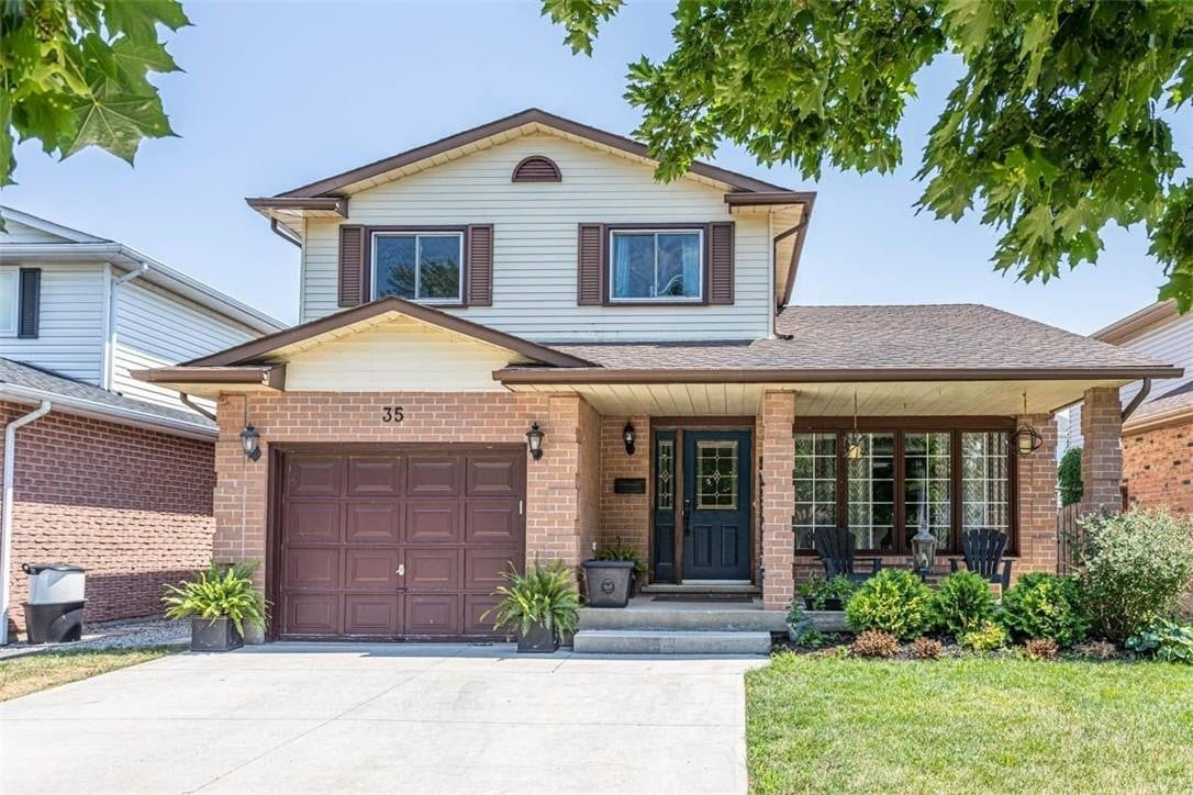 House for sale at 35 Commerford St Thorold Ontario - MLS: H4082321