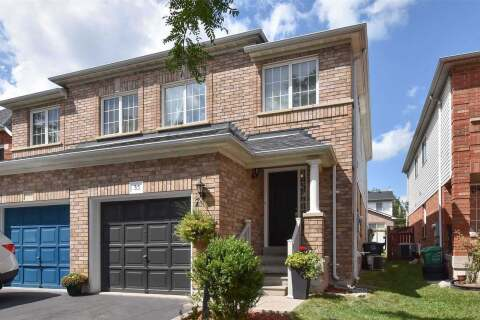 Townhouse for sale at 35 Cordgrass Cres Brampton Ontario - MLS: W4916161