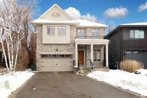 House for sale at 35 Corwin Cres Toronto Ontario - MLS: C4685499