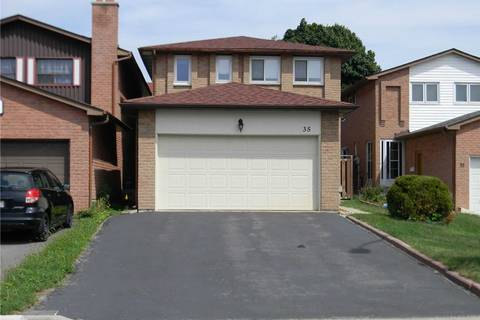 House for rent at 35 Croxley Green  Markham Ontario - MLS: N4545967