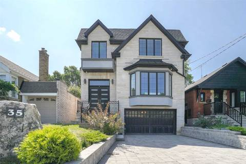 House for sale at 35 Davies Cres Toronto Ontario - MLS: E4530931
