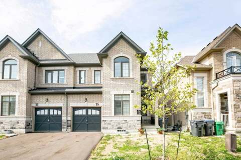 Townhouse for sale at 35 Dolobram Tr Brampton Ontario - MLS: W4919577