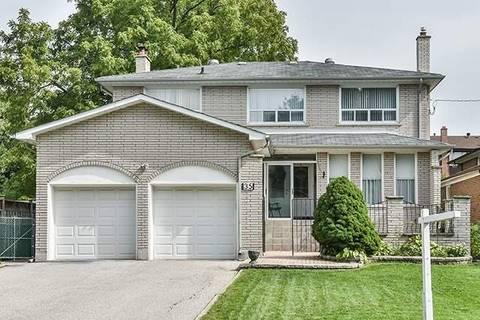 House for sale at 35 Donalda Cres Toronto Ontario - MLS: E4356538