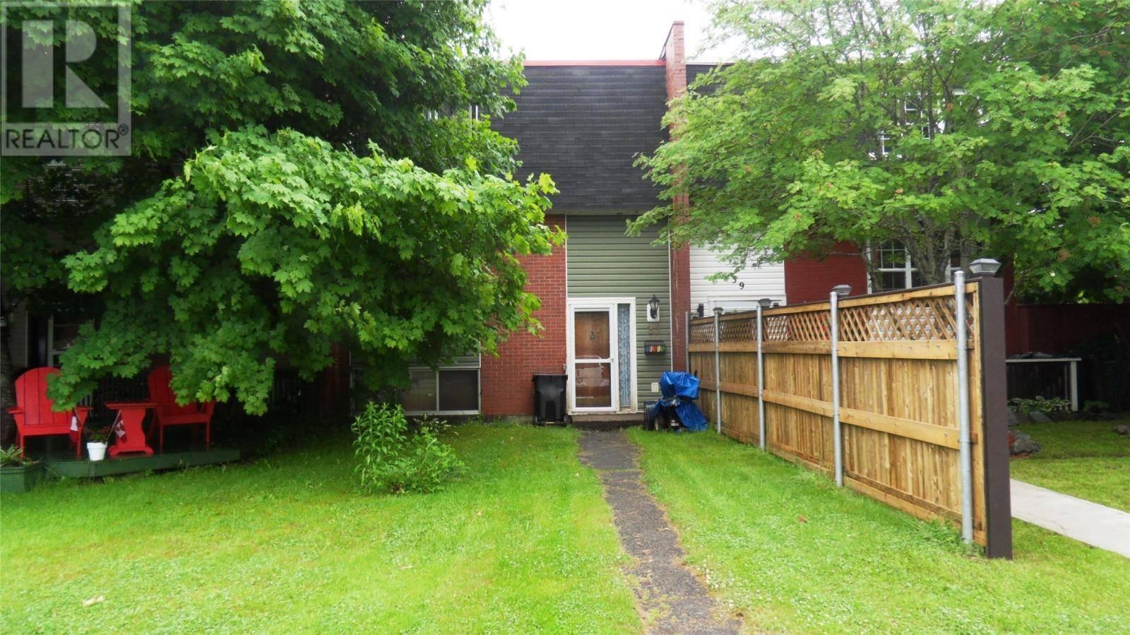House for sale at 35 Doyle St St. John's Newfoundland - MLS: 1199329