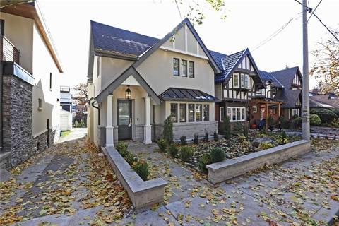 House for rent at 35 Duart Park Rd Toronto Ontario - MLS: E4663532