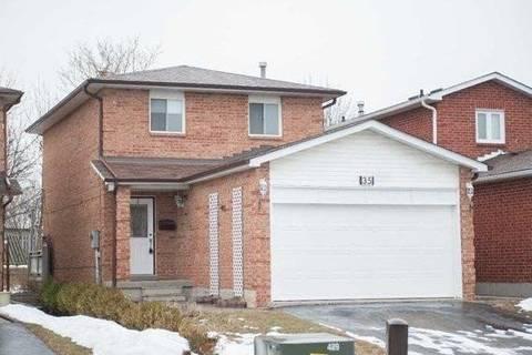 House for sale at 35 Ecclestone Dr Brampton Ontario - MLS: W4636593