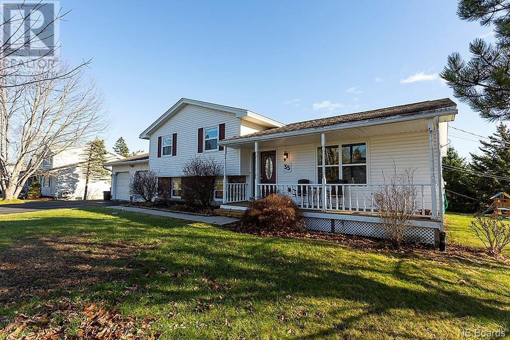House for sale at 35 Edwards Dr Quispamsis New Brunswick - MLS: NB052049