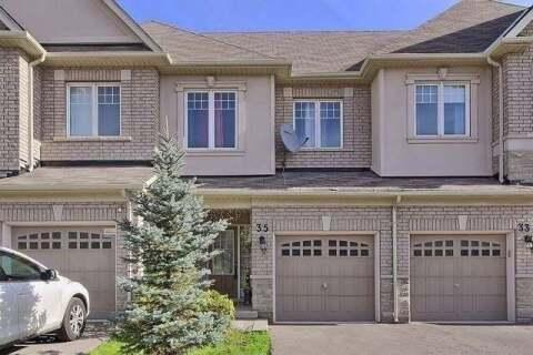 Townhouse for sale at 35 Elihof Dr Vaughan Ontario - MLS: N4952094